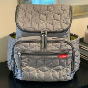 Skip Hop Forma Multi-Function Diaper Bag Backpack